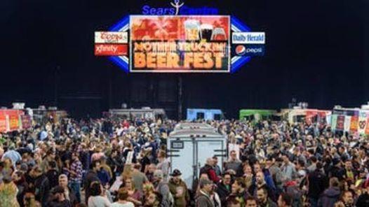 Mother Truckin' Beer Fest - Food Trucks, Live Music & More