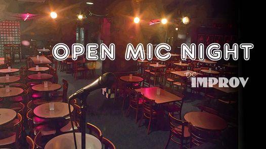 Open Mic Night ( September 8 )