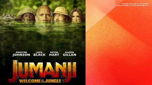 Movie Night: Jumanji: Welcome to the Jungle