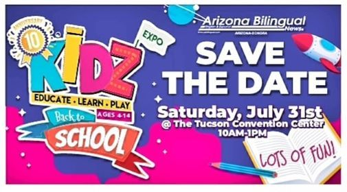 10th Annual Kidz Expo & Back to School