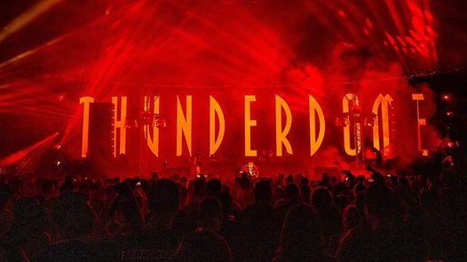 Thunderdome at Mysteryland 2021