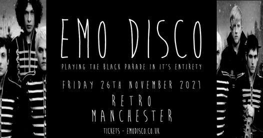 EMO DISCO - The Black Parade Special \/\/ Manchester
