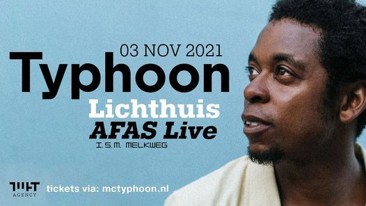 Typhoon in AFAS Live (Official)
