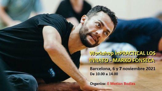 Workshop inPRACTICAL con Marko Fonseca - Barcelona - 6 y 7 Noviembre 2021