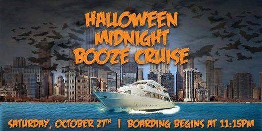 Halloween Midnight Booze Cruise