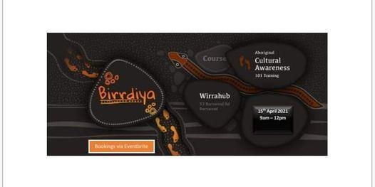Aboriginal Cultural Awareness 101 Training