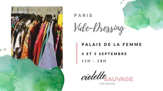 Vide-dressing \u2013 Paris, Palais de la Femme