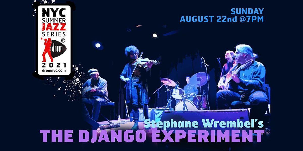 Stephane Wrembel: The Django Experiment