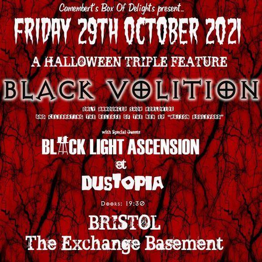 Black Volition +Black Light Ascension +Dustopia | Exchange