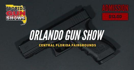 Florida Gun Shows- Orlando