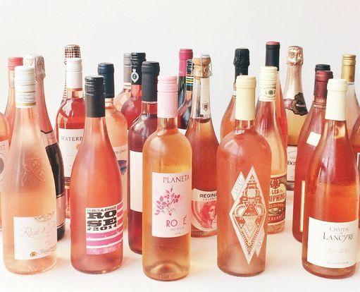 Rose' Wine Tasting Brunch