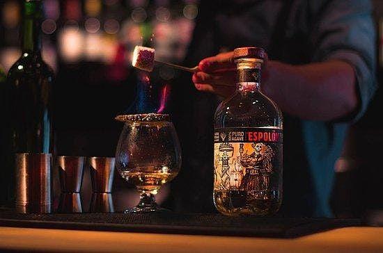 Habitat Monthly Spirit  Series with Espolon Tequila