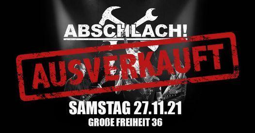 Abschlach! Live - Die gro\u00dfe Doppelshow 2021 #samstag