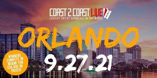 Coast 2 Coast LIVE Showcase Orlando - Artists Win $50K In Prizes