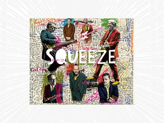 Squeeze - The Nomadband Tour