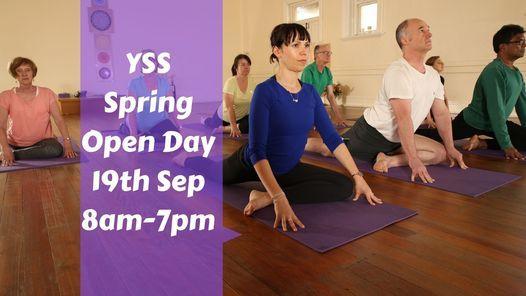 Yoga Spirits Studios-SPRING OPEN DAY