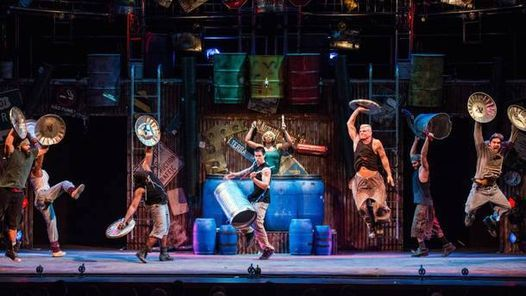 STOMP - Live in Chicago