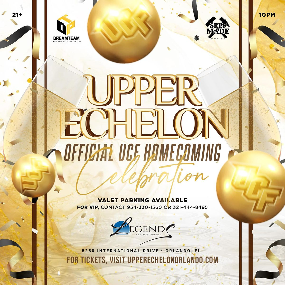 Upper Echelon : The Official UCF Homecoming Celebration