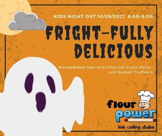 Frightfully Delicious Halloween Kids Night Out