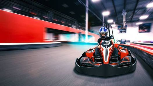 Go-Kart Racing at K1 Speed - (Various Dates)