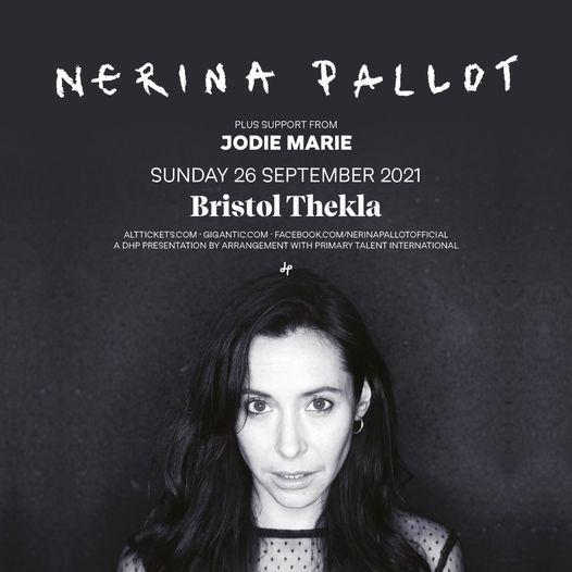 Nerina Pallot live at Thekla