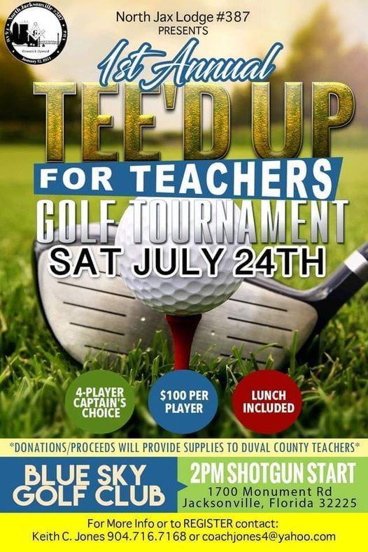 Tee'D Up Golf Tournament