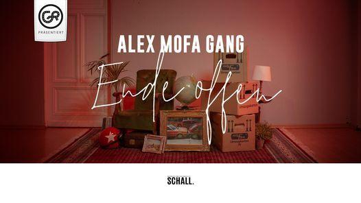 Alex Mofa Gang - Hamburg, Knust