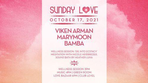 Sunday Love: Viken Arman - Marymoon