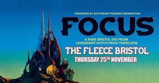 Focus - 50th Anniversary Tour at The Fleece, Bristol 25\/11\/21