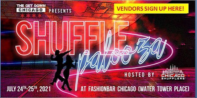 VEND @ Shuffle-Palooza - A Pre Music Festival Market & Daytime Dance Party!