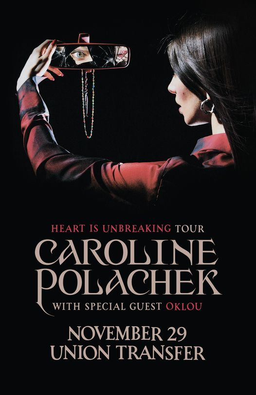 Caroline Polachek \/ Oklou at Union Transfer - Philadelphia 11\/29