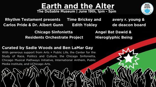 Earth and the Alter at the DuSable Museum