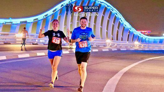 Super Sports Night Run Race 1 - 2021\/22