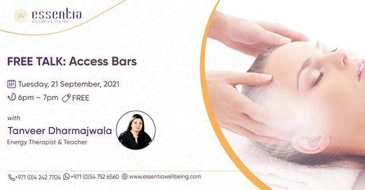 Free Talk: Access Bars with Tanveer Dharmajwala