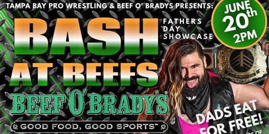 Bash at Beefs - A Father's Day Showcase