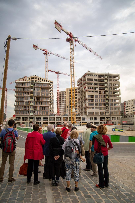 Balade - Porte de la Chapelle : Quel futur ?