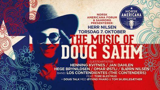 The Music of Doug Sahm \/ Herr Nilsen