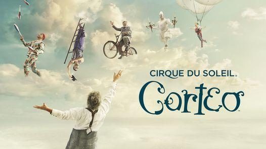 Cirque Du Soleil: Corteo - Vip Package