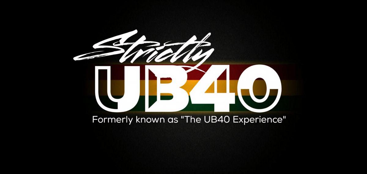 Strictly UB40 (fka The UB40 Experience) (The Mill, Birmingham)