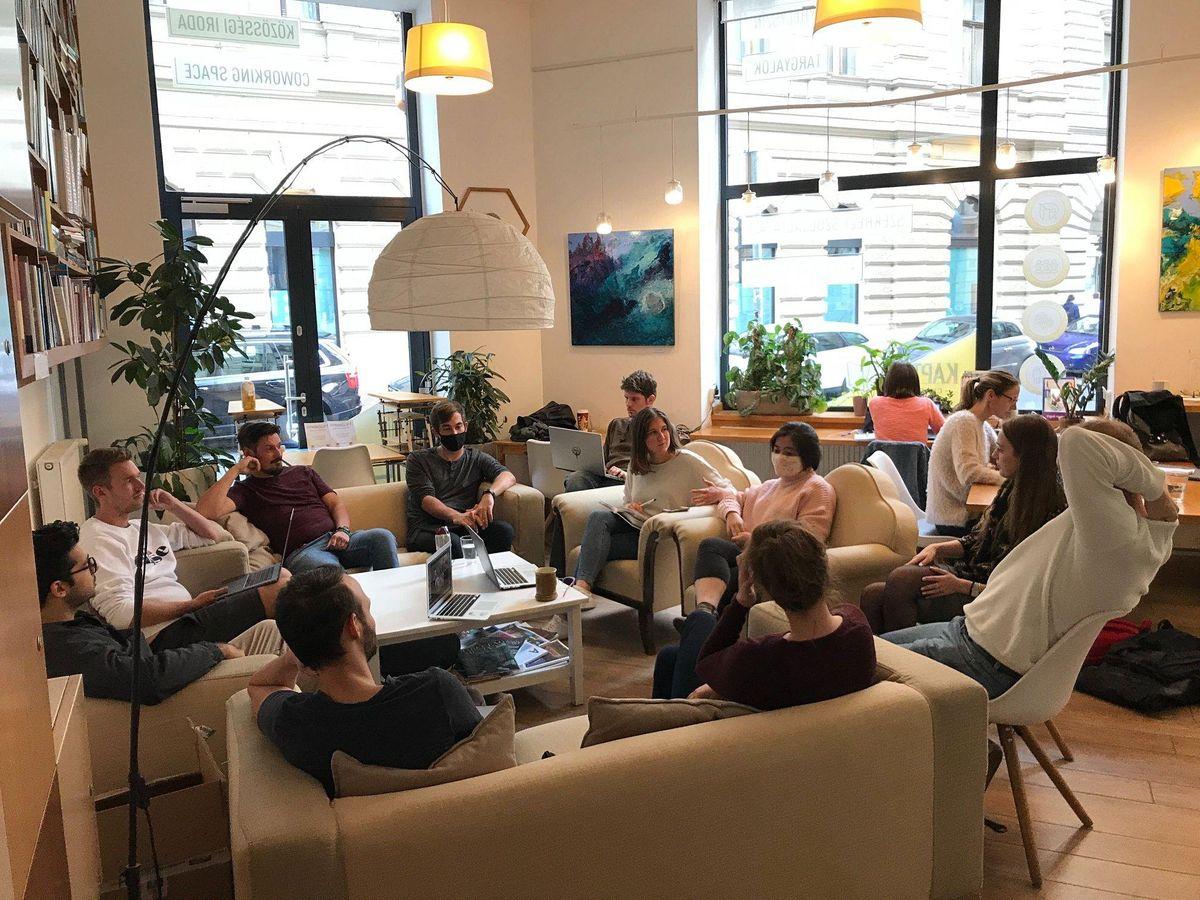 KAPT\u00c1R Coworking+Mastermind Day