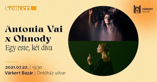 Antonia Vai x OHNODY