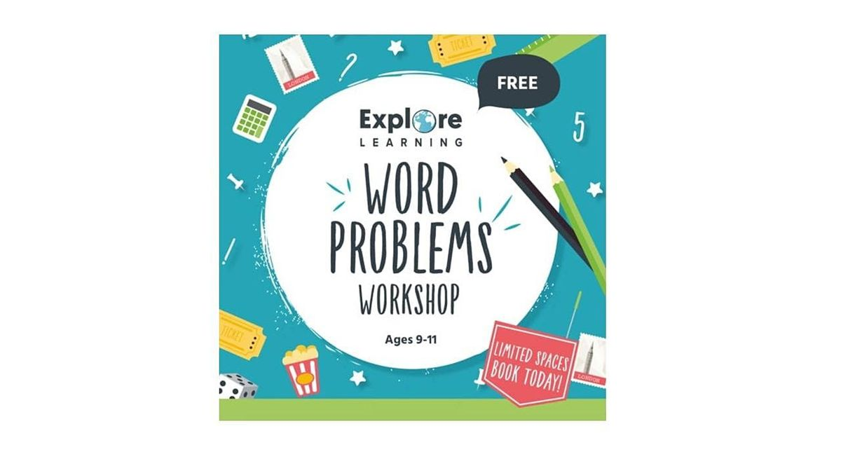 Word Problems Workshop (9-11)