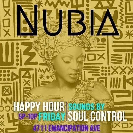 Nostalgia Friday\u2019s @ Nubia Lounge