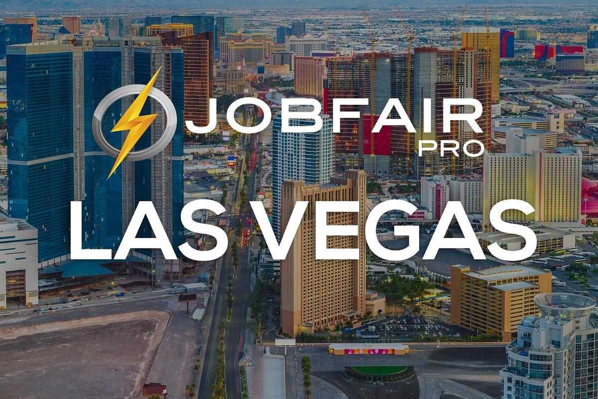 Las Vegas Virtual Job Fair November 17, 2021