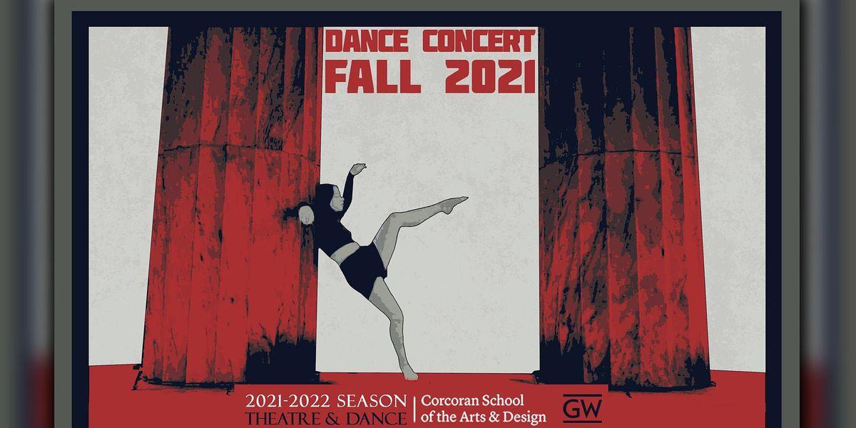 DANCE CONCERT, FALL 2021