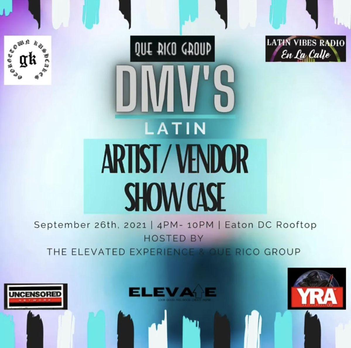 DMV's Latin Artist\/ Vendor Show Case