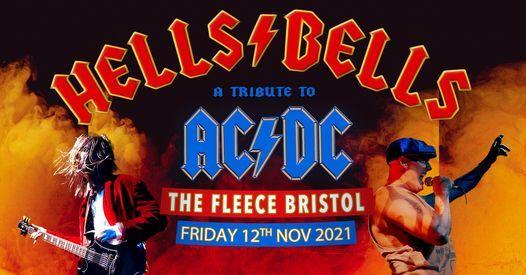 Hells Bells at The Fleece, Bristol 12\/11\/21