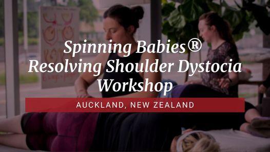 Auckland, NZ - Spinning Babies\u00ae  RSD Workshop w\/ Claire - 9 Nov, 2021