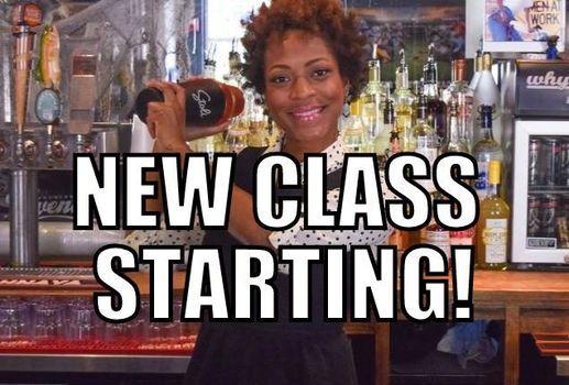 2 week Bartending Class (DAY)