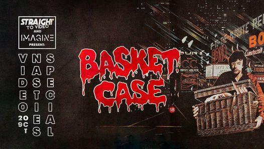 Imagine Filmfestival & Straight to Video present: Basket Case